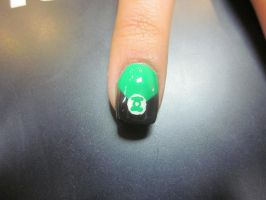 Green Lanturn Index by sharpnailart
