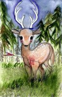 Antlers by PurpleMango1