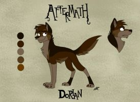 Aftermath Dorian Ref by Flame-Expression
