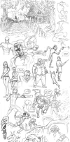 Roughs and Stuff by MiG-05