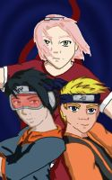 Team 7: What If by ode2sokka