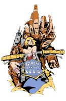 Bombay Bicycle Club by DarkMechanic