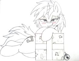 Got a Present for Ya' by DubstepBrony4Life