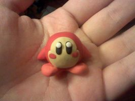 Clay Waddle Dee from Kirby by ChiJadey