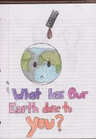 save the earth by musicaddict96