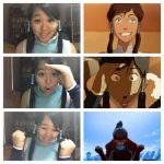 Korra Collage -2 by JustAnAsianGirl