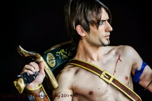 Close Up - Cosplay Prince of Persia (Ps2 1st Ver) by LeonChiroCosplayArt