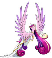 Princess Cadence by secret-pony