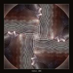 Abstract XXIV by Kaeltyk
