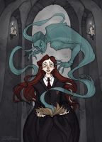 Obsession by IrenHorrors