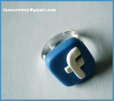 .:Facebook ring:. by SaMtRoNiKa