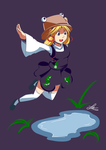Puddle jump! by Lui421