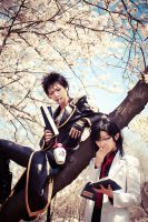 Saiyuki Gaiden_peaceful time by hybridre