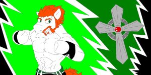 Sheamus O'Pony by McGreger16