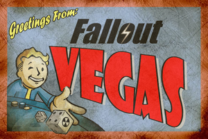 Welcome From Fallout Vegas by Lupin-da-3rd