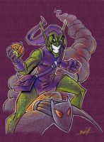 green goblin by natelovett