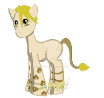 Pony Adopt by Inner-Realm-Adopts
