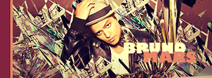 Bruno Mars by Meshedi