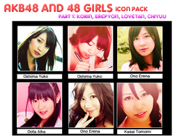 AKB48 and 48 Girls - Part 1 by IshiYumi2811