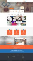 Freelancer Web Design by vasiligfx