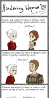 DAO: Hardening Wynne by mary90