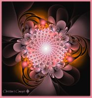Heart of a Flower by bast4cats