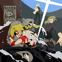 abduction FMA2 Brothers vs Demon by KIMJIMWO