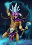 Voodoo - The Witch Doctor by Morttimus