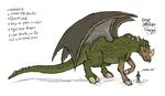 FTR Concept - Siege Dragon by The-Greys