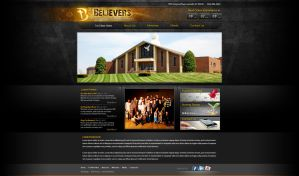 Believer's Church website by Stephen-Coelho