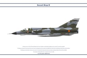 Mirage III Spain 1 by WS-Clave