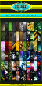 (RU)Re-Share_Textures and Fractals Pack by Dsings