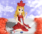 OC: Yussumi Leblanc -- HAPPY CANADA DAY! by RJAce1014