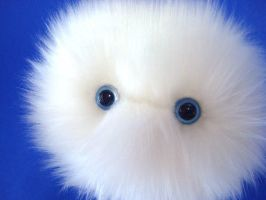 The Fuzziest Snowball of All by mintconspiracy