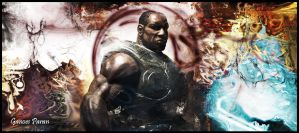 Gears of War - Cole by Ganoes-Paran
