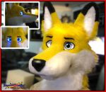 Lightning Fursuit W.I.P Ver 1 by LightningTheFox7