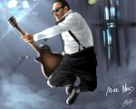 Mike Ness by Jeannette11