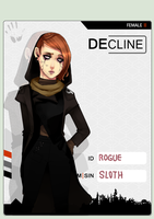 D: 'Rogue' by anime-begginer12
