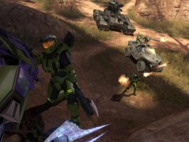 Halo: Back to 1999 Part 2 by RadicalEdward2