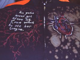 Lecter hoodie: front by MissCreepers