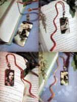 Bookmarks by PinkParasol
