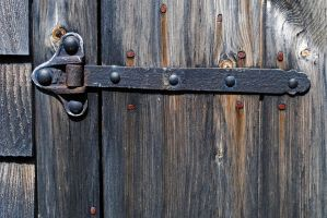 hinge by LucieG-Stock