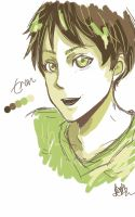 Eren - Colour Palette  by JaZzCaSt