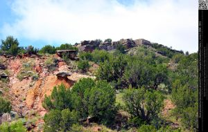 Palo Duro Canyon 14 by DamselStock