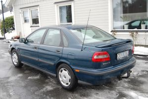 Volvo S40 by Simmeson
