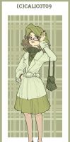 Alright ? Models 01 Florence by Calicot-ZC