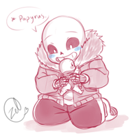 Undertale - Sans: your name is... by zeldaprincessgirl100