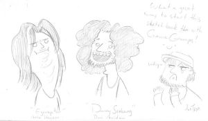 Game Grumps by The-Happy-Apple