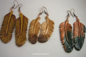 Feathers by Outtoclay