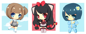 C: Cheeb Batch by le-pink-piglet